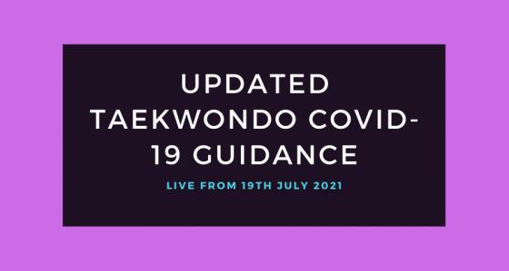 COVID UPDATE 19th July 2021