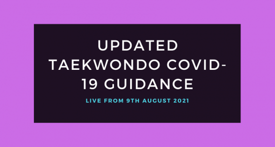 COVID UPDATE 9th August 2021